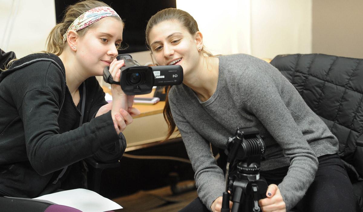 Media Studies photo